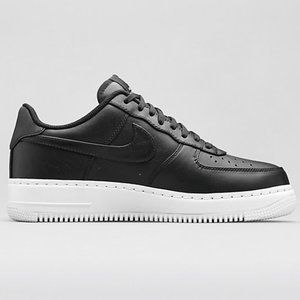 Nike Air Force 1 SP Black & White Leather 6.5/8